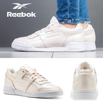 アリアナ&ジジ★Reebok WORKOUT LO PLUS IRIDESCENTスニーカー