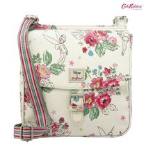 Cath Kidston☆DISNEY TAB SADDLE BAG SKETCHED TINKER BELL