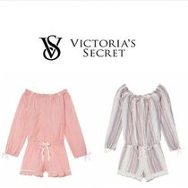 VS ★送料込★2色★ Lightweight Off-the-shoulder Romper