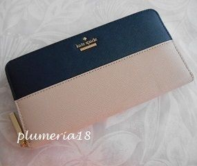 sale!kate spade new york cameron street laceyバイカラー