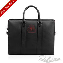 ★18SS・新作★【Christian Louboutin】Streetwall Briefcase