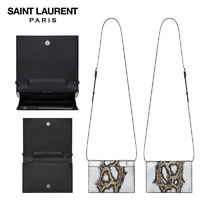 【正規品保証】SAINT LAURENT★18春夏★KATE TOY BAG_PYTHON