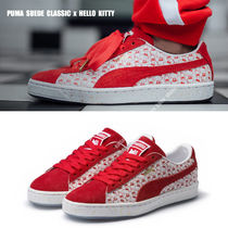 PUMA SUEDE CLASSIC x HELLO KITTY★コラボ