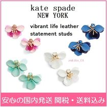 【国内発送】vibrant life leather statement studs セール