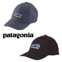 【送料,関税込み】patagonia P 6 Logo Stretch Fit  帽子