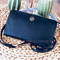 ★長財布収納★TORY BURCH BRODY WALLET CROSSBODY 49123