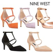 Sale★【Nine West】パンプス★Sasha Caged Pointy Tor Pumps