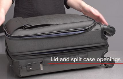 542cbc6856 ... TUMI スーツケース TUMI ASHTON Arcadia INTERNATIONAL EXPANDABLE CARRY-ON  37L(8) ...