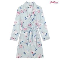 Cath Kidston★WOVEN DRESSING GOWN PAPER ROSE SCATTERED