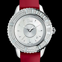 破格値 Dior(ディオール)Christal Diamond Dial Women's Watch