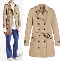 18SS BB028 SANDRINGHAM TRENCH COAT