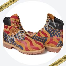 Supreme Timberland Stars and Stripes 6-Inch Premium Boot 茶