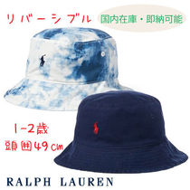 国内在庫・即納可能Ralph Lauren Reversible Chino Bucket Hat