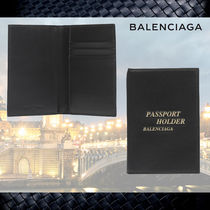 【BALENCIAGA】バレンシアガ★Cover Passport Holder