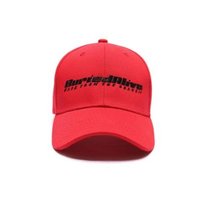 849b1fe5531 new style exoburied alive ba alive logo cap red4 155a6 9c4e0