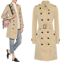 18SS BB032 SANDRINGHAM TRENCH COAT LONG
