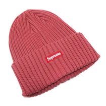 Week1 SS18【Supreme】supreme Overdyed Ribbed Beanie