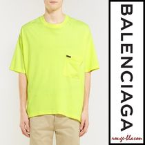 【国内発送】Balenciaga Tシャツ Oversized Cotton-Jersey
