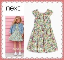【NEXT】フローラル☆綺麗ワンピース▼3才〜10才