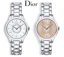 DIOR◆DIOR VIII MONTAIGNE 25 MM QUARTZ 2 COLORS◆