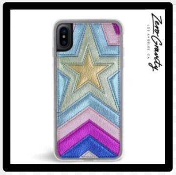 ZERO GRAVITYゼログラビティSUPERSTAR  IPHONE X CASE財布