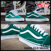 【VANS】VANS OLD SKOOL ULTRAMARINE GREEN VN0A38G1MWI