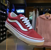 ★VANS☆OLD SKOOL BRICK RED VN-0VOKDIC(22‐30㎝)