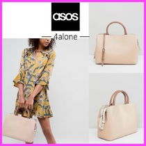 ASOS☆Fiorelli Bethnalトリプルコンパートメントトートバッグ