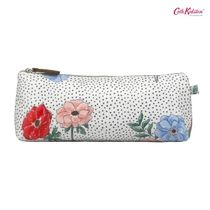 Cath Kidston★TRAPEZE PENCIL CASE SALTWICK BUNCH STONE