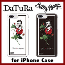 Betty Boop iPhone6Plus 6sPlus 7Plus 8Plus 対応 ハード ケース