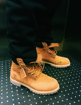 Timberland Supreme Comme des Garconsティンバー ギャルソン