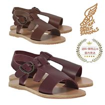 ANCIENT GREEK SANDALS(アンシェントグリーク) キッズサンダル アンシェント キッズサンダル Little Adonis 2色☆送料・関税込