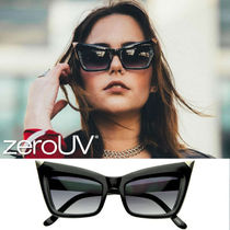 全4色zeroUV*NEWYORK DESIGNER FASHION INSPIRED POINTED CATEYE
