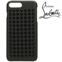 追跡あり☆CHRISTIAN LOUBOUTIN IPHONE 7 PLUS LOUBIPHONE CASE