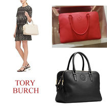 【Tory Burch】Marion Triple Zip Satchel☆関送込/ヤマト追跡便