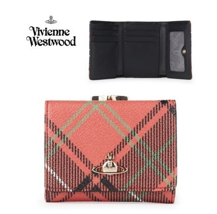 ★Agnes b★ DERBY WALLET WITH COIN POCKET