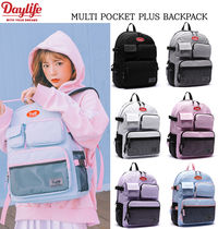Daylife(デイライフ) バックパック・リュック 【DAYLIFE】MULTI POCKET PLUS BACKPACK★6色