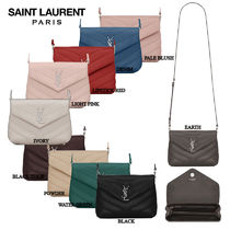 【正規品保証】SAINT LAURENT★18春夏★TOY LOULOU STRAP BAG
