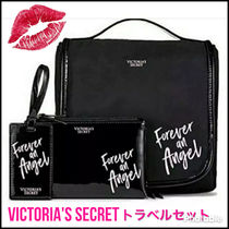 Victoria's secret travel set トラベル 3点セット
