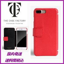 THE CASE FACTORY(ザ ケース ファクトリー) スマホケース・テックアクセサリー ☆THE CASE FACTORY☆LIZARD CORALLO 手帳型 iPhone7/8 Plus