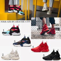 最新☆話題沸騰中☆NIKE AIR HUARACHE CITY☆選べる5色