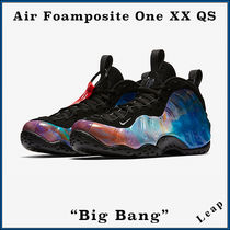"【Nike】入手困難!! 人気! Air Foamposite One XX QS ""Big Bang"""