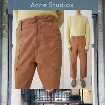 【18SS NEW】 Acne Studios_men / Anselm light brown / パンツ