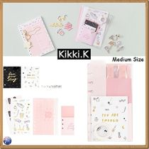 Kikki.K★手帳を可愛く/Planner Lovers Kit/Your Story/Mサイズ