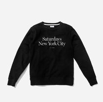 【即納】Saturdays Surf Bowery Miller Standard Sweatshirt