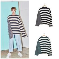 NOHANT(ノアン) Tシャツ・カットソー NOHANT(ノアン)のDOUBLE STRIPED COTTON-JERSEY T-SHIRT 全2色