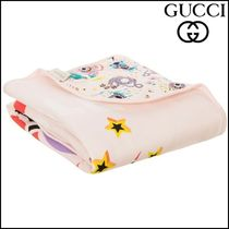 【GUCCI(グッチ)】Pink Monster Blanket