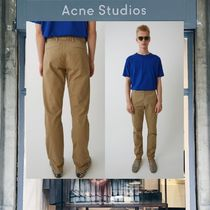 【18SS NEW】 Acne Studios_men / Ishir sand beige / パンツ