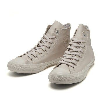 国内配送 CONVERSE ALL STAR 100 STUTTERHEIM HI ライトサンド