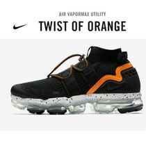 【NIKE】AIR VAPORMAX FLYKNIT UTILITY TWIST OF ORANGE